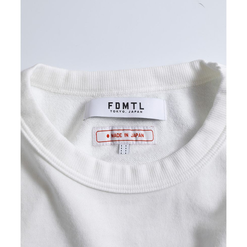FDMTL Boro Zip Pocket Wide Tee - BOROPBY