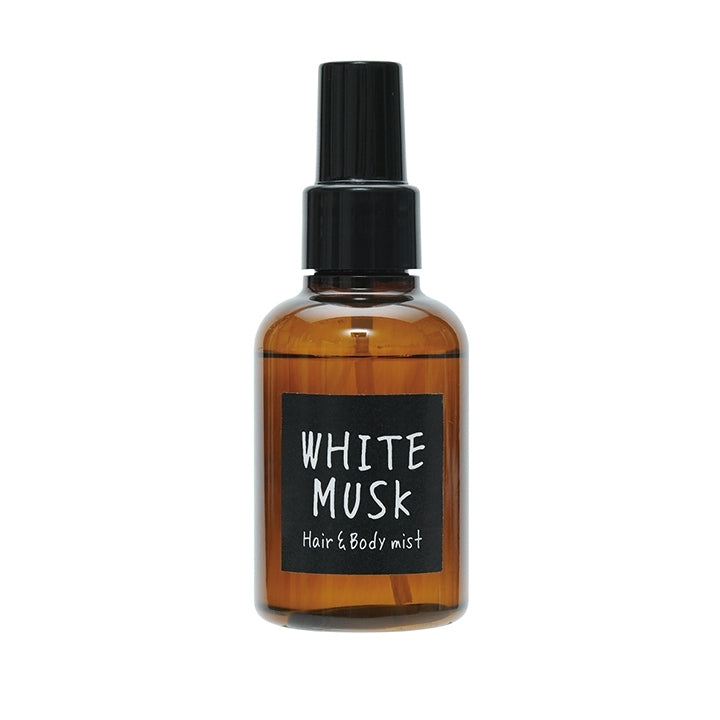 John's Blend Hair & Body Mist White Musk - BOROPBY