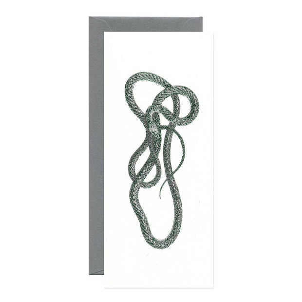 Green Mamba Card by Open Sea