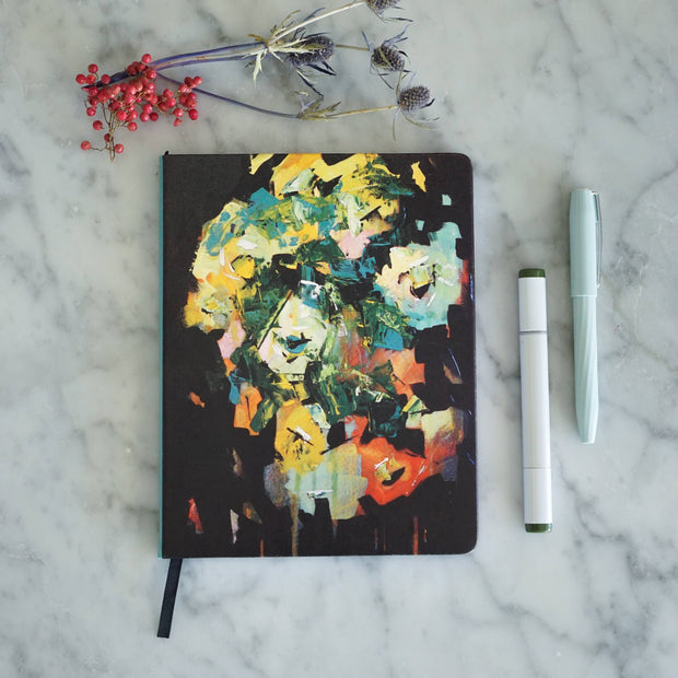 Blooming Hardcover Medium Sketchbooks