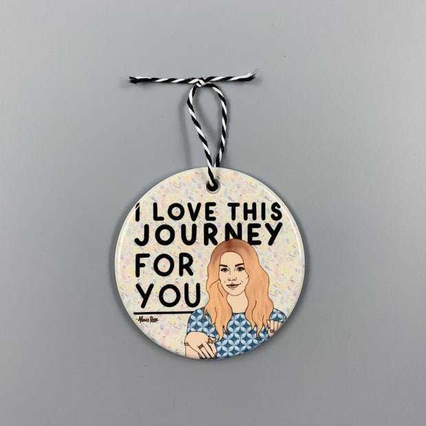 Alexis Schitt's Creek Ornament
