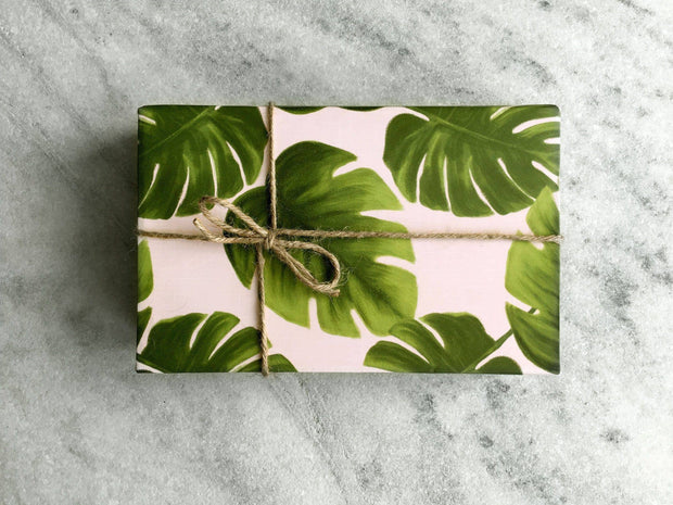 Botanical Gift Wrap | Fine Wrapping Paper Sheet