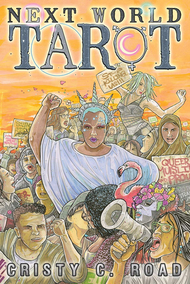 Next World Tarot - Pocket Edition by Cristy C. Road