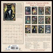 Llewellyn's 2021 Witches' Calendar