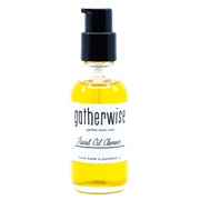 Gatherwise Facial Oil Cleanser
