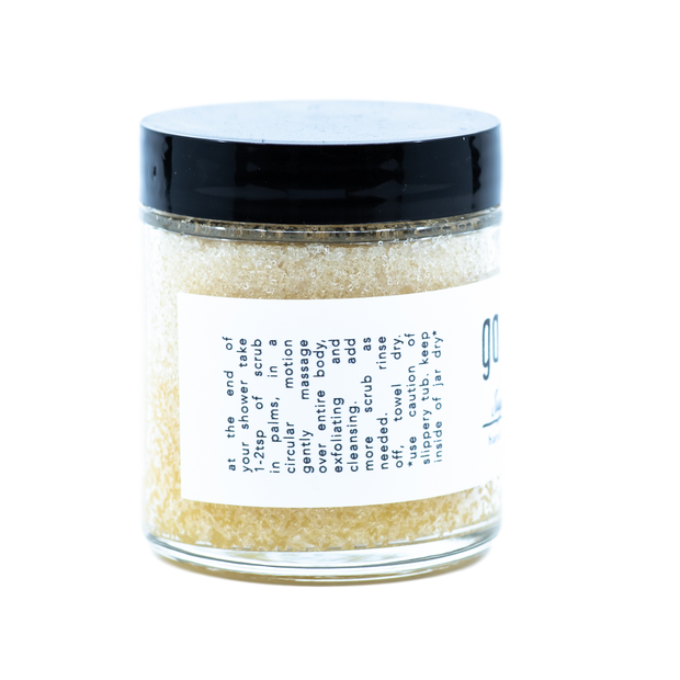Gatherwise Sugar Body Scrub