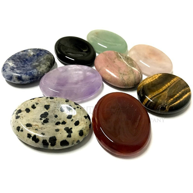 Crystal Worry Stones