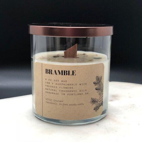 Botanical Soy Candles by Ritual + Fancy