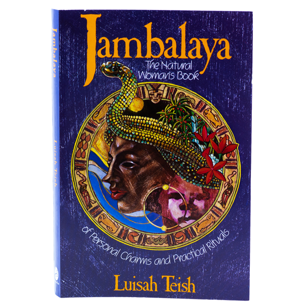 Jambalaya - The Natural Woman's Book of Personal Charms and Practical Rituals