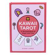 Kawaii Tarot - A 78 Card Deck of Magic and Cute