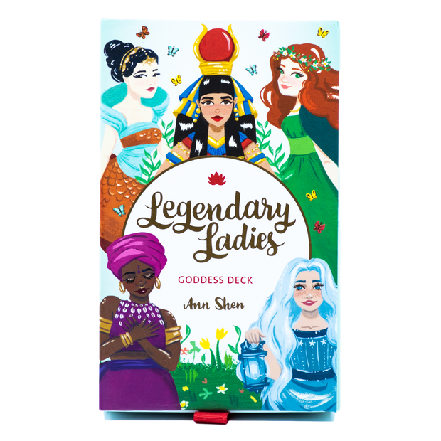 Legendary Ladies Goddess Deck by Ann Shen