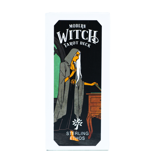 Modern Witch Tarot Deck