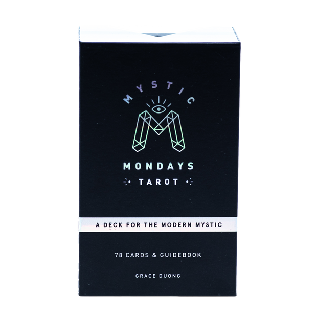 Mystic Mondays Tarot - A Deck For The Modern Mystic