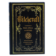 Witchcraft - A Handbook of Magic, Spells, and Potions