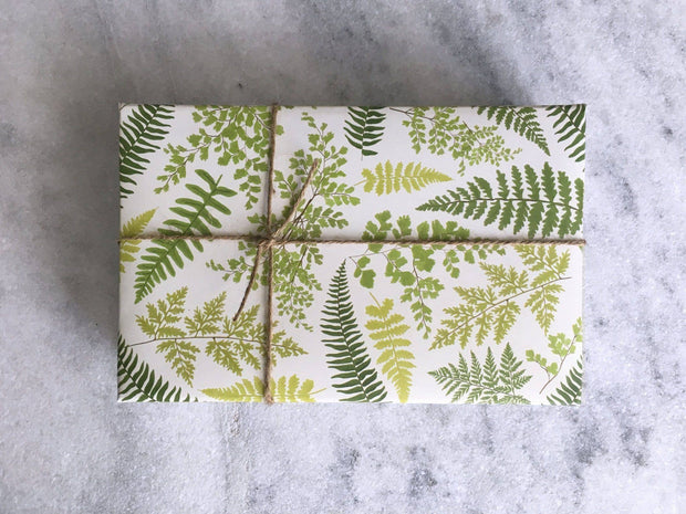 Fern Gift Wrap | Fine Wrapping Paper Sheet