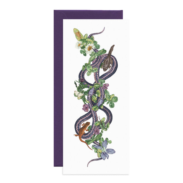 Familiars Greeting Card