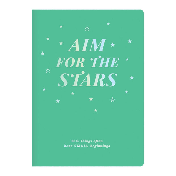 Aim for the Stars Writer's Undated Planner