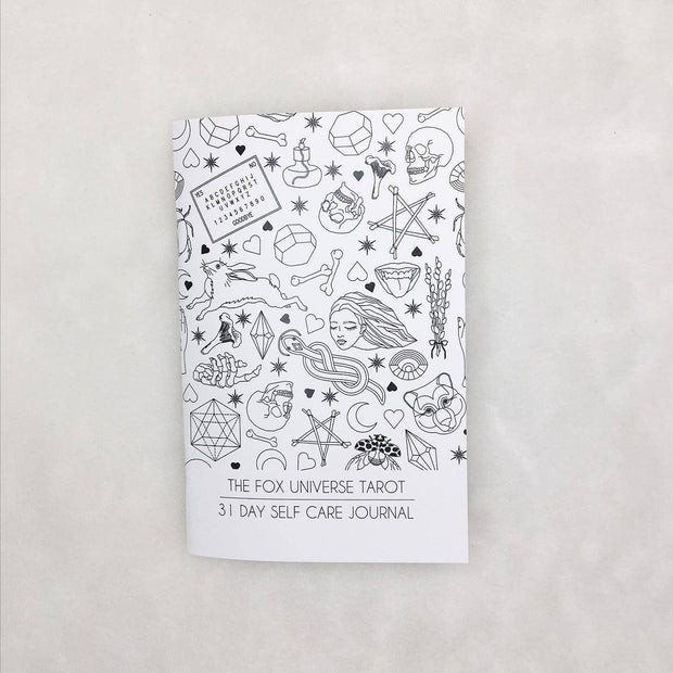 31 Day Self-Care Tarot Journal