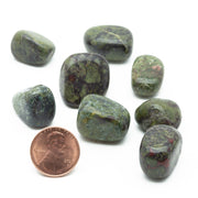 Dragon's Blood Jasper Tumble