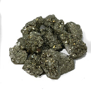 Pyrite Clusters