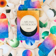 The Arcana of Astrology Oracle Deck by Claire Goodchild