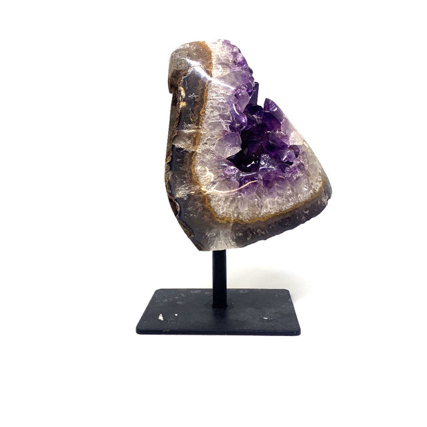Polished Amethyst Display 1.06kg