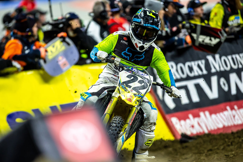 Chad Reed Armored Graphics - Dirt Bike Graphics