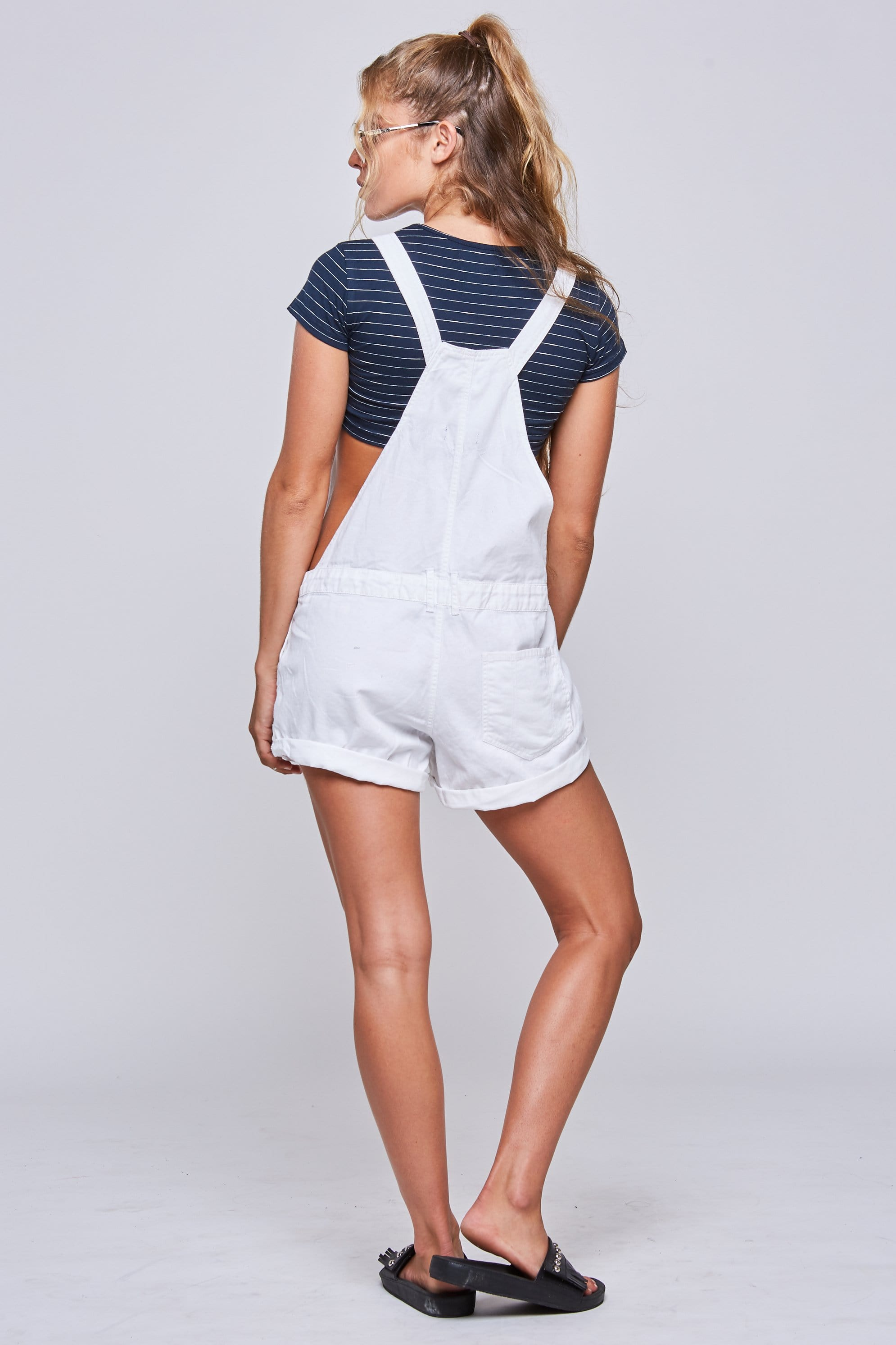 Dungaree Playsuit - Jumpsuit - CITIZENS