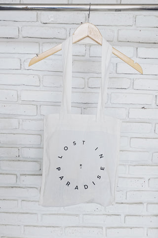 Small Tote Bag - Hair Accessories - LOST IN PARADISE