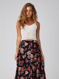 BUTTON MX SKIRT