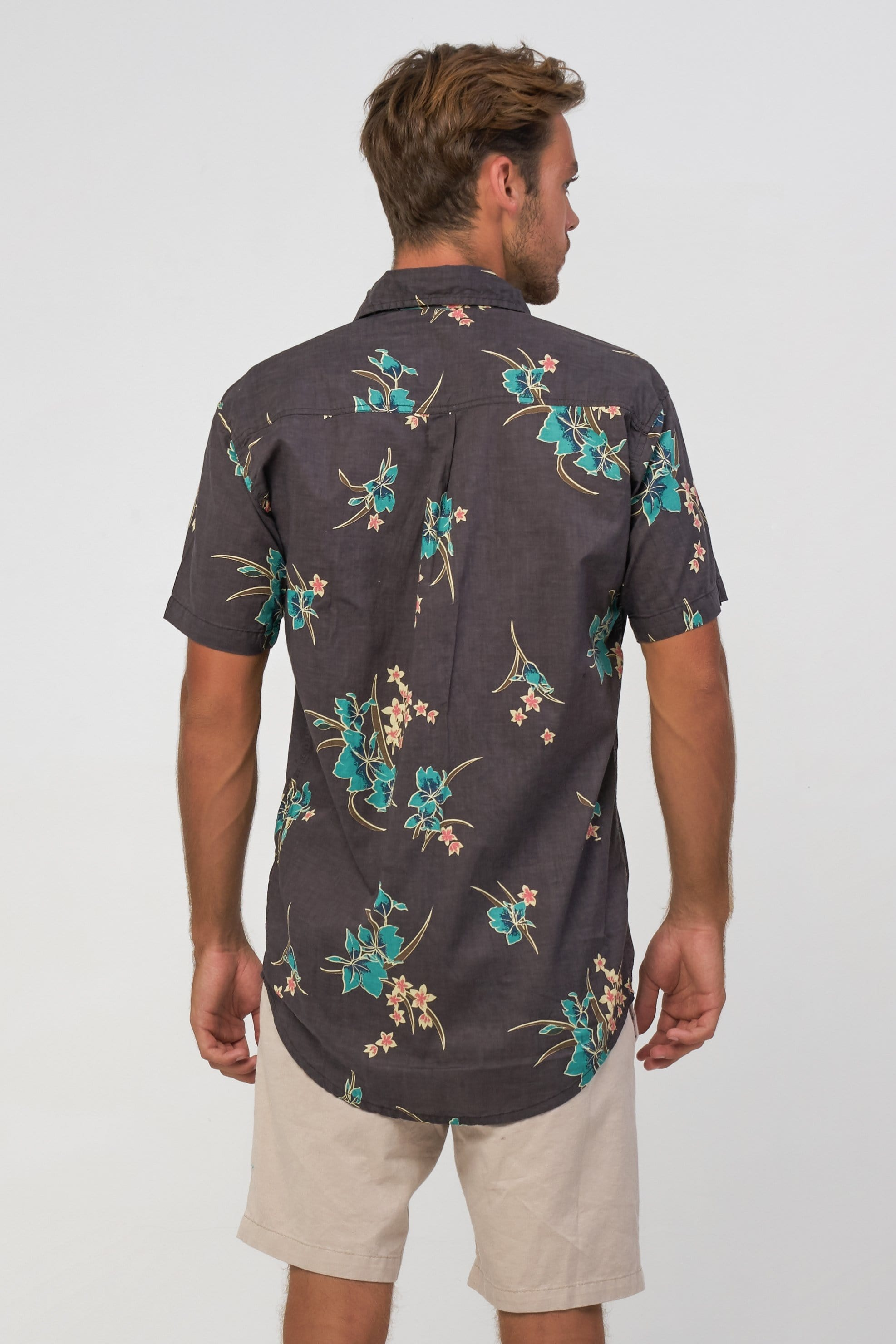 Ourchid Shirt - Man Shirt - LOST IN PARADISE