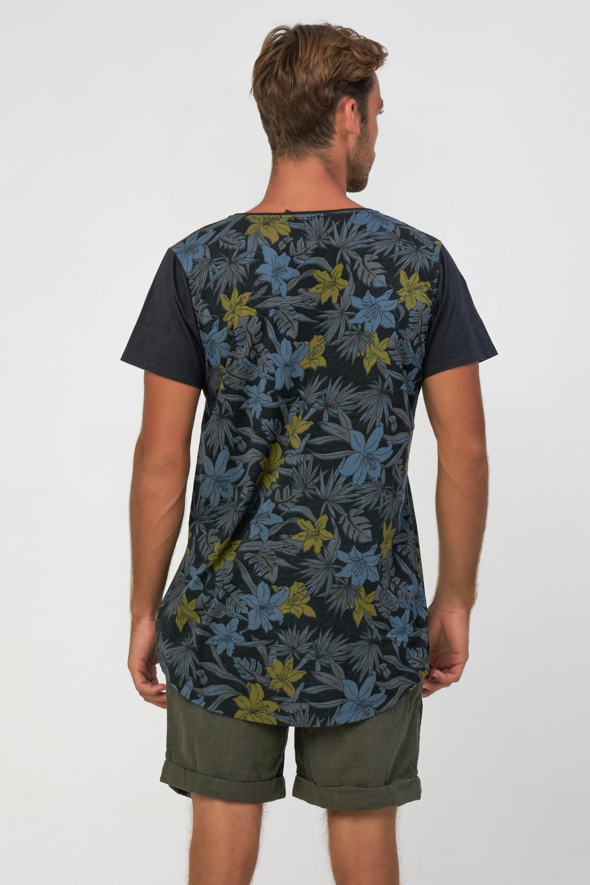 Abroha Tee - Man T-Shirt - LOST IN PARADISE