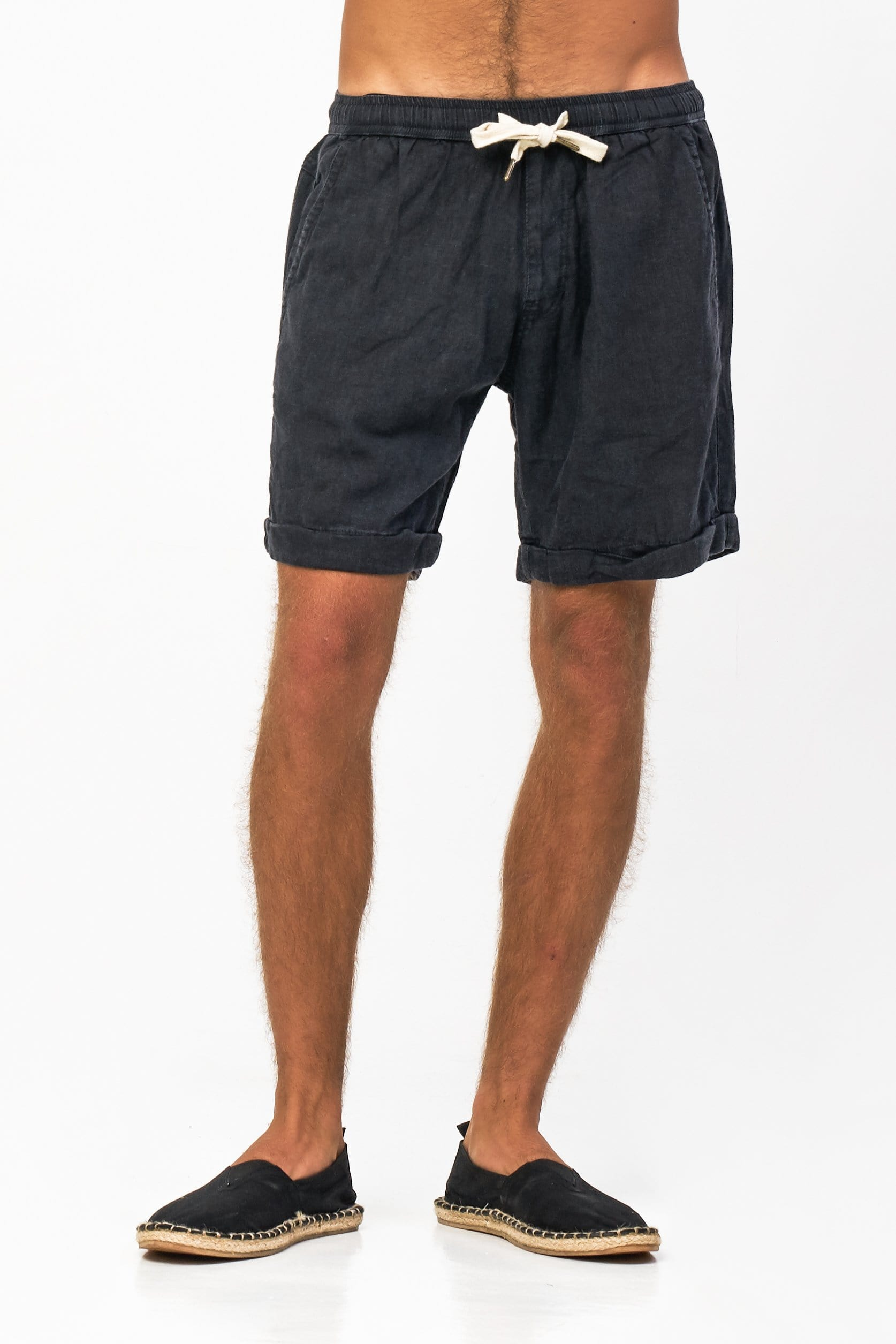 Linen Short - Man Short - LOST IN PARADISE