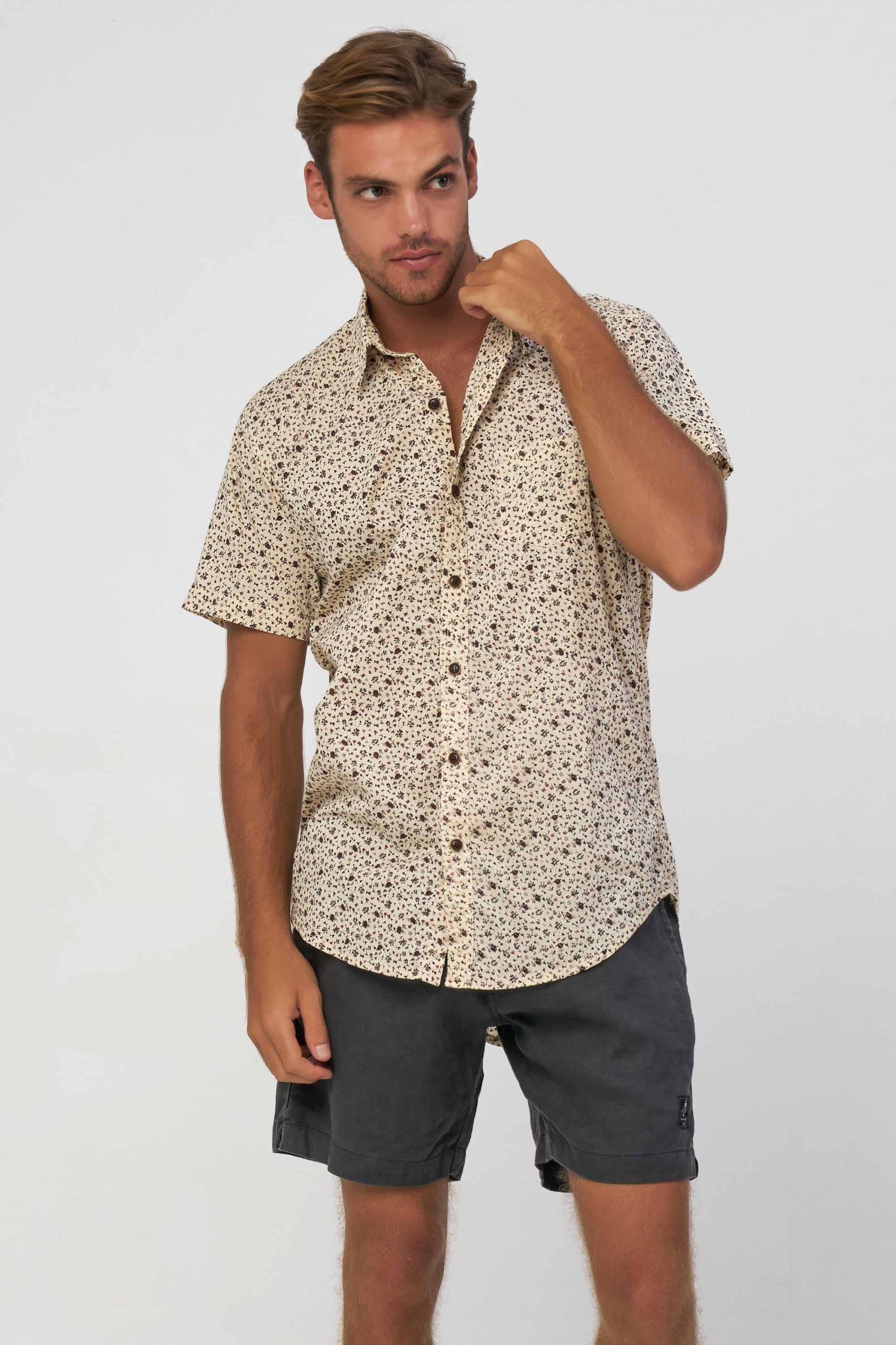 Passo Shirt - Man Shirt - LOST IN PARADISE