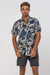 Jungle Leaf Shirt - Man Shirt - LOST IN PARADISE