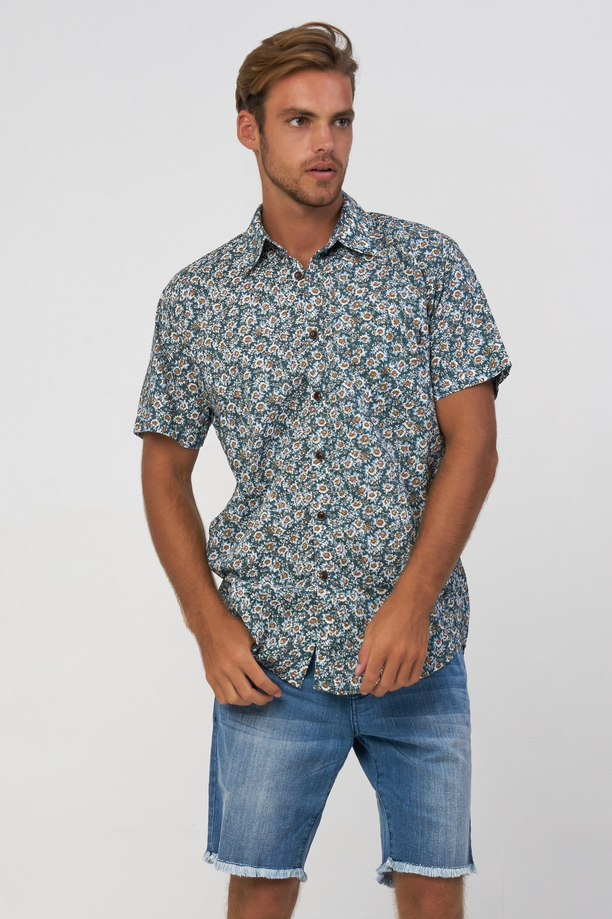 Couvy Shirt - Man Shirt - LOST IN PARADISE