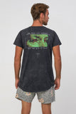 Lvt The Eyes - Man T-Shirt - VERITAS & LIBERTE