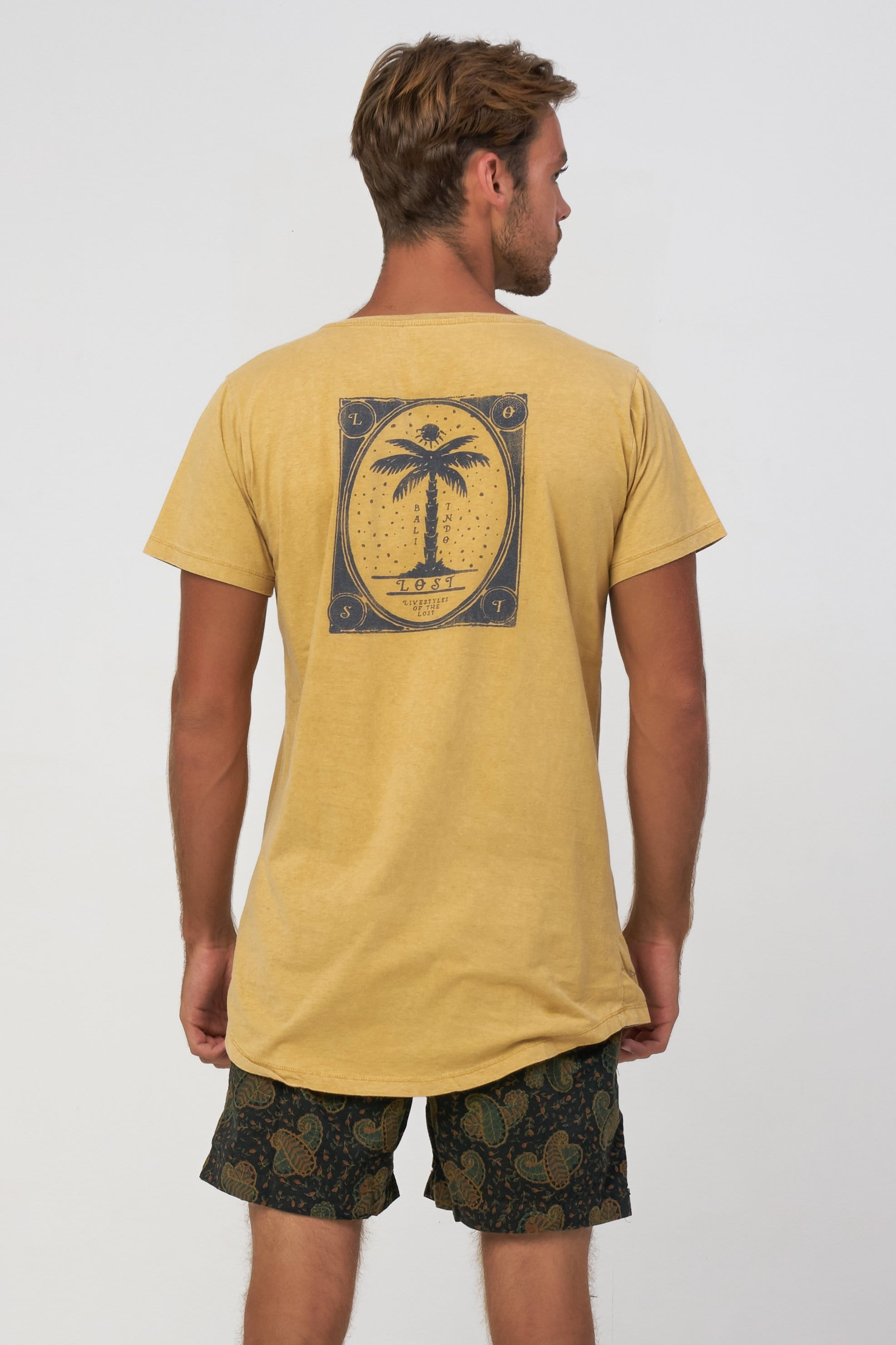 Ts Lost Livestyles - Man T-Shirt - LOST IN PARADISE
