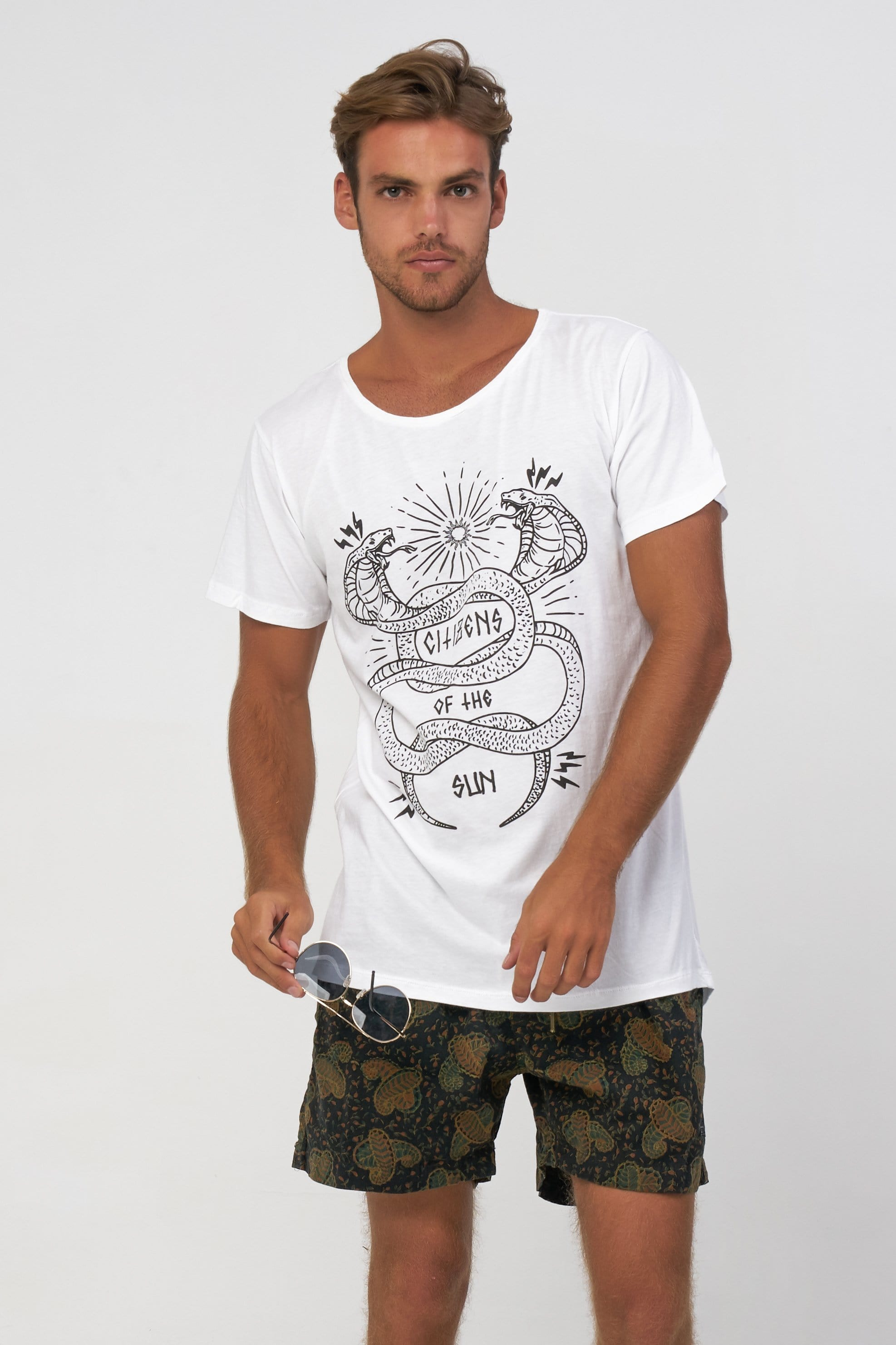Citizens Snake - Man T-Shirt - CITIZENS