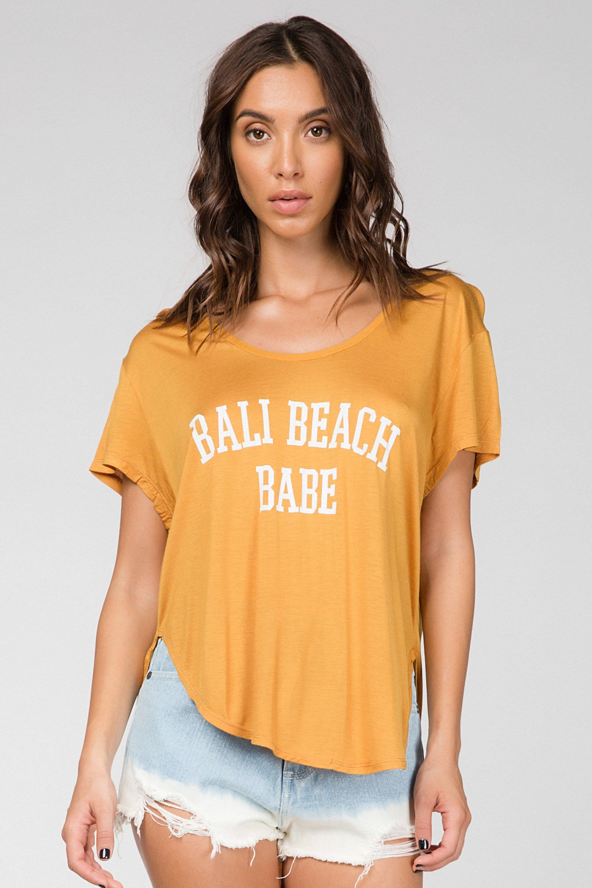Bali Babe Tee - Woman Top - LOST IN PARADISE
