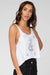 Rose Snake Top - Woman Singlet - CITIZENS