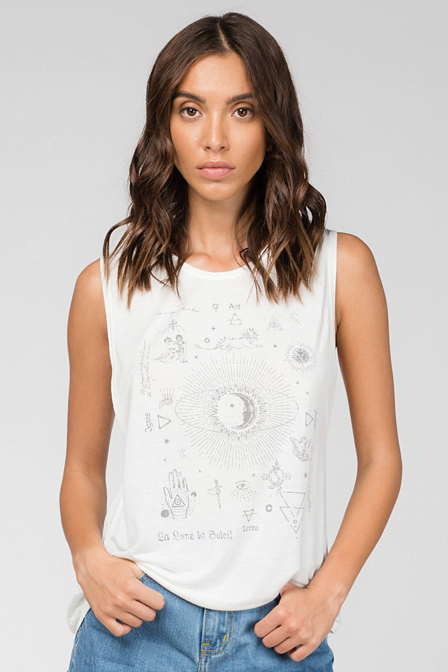 Cetera Top - Woman Singlet - CITIZENS