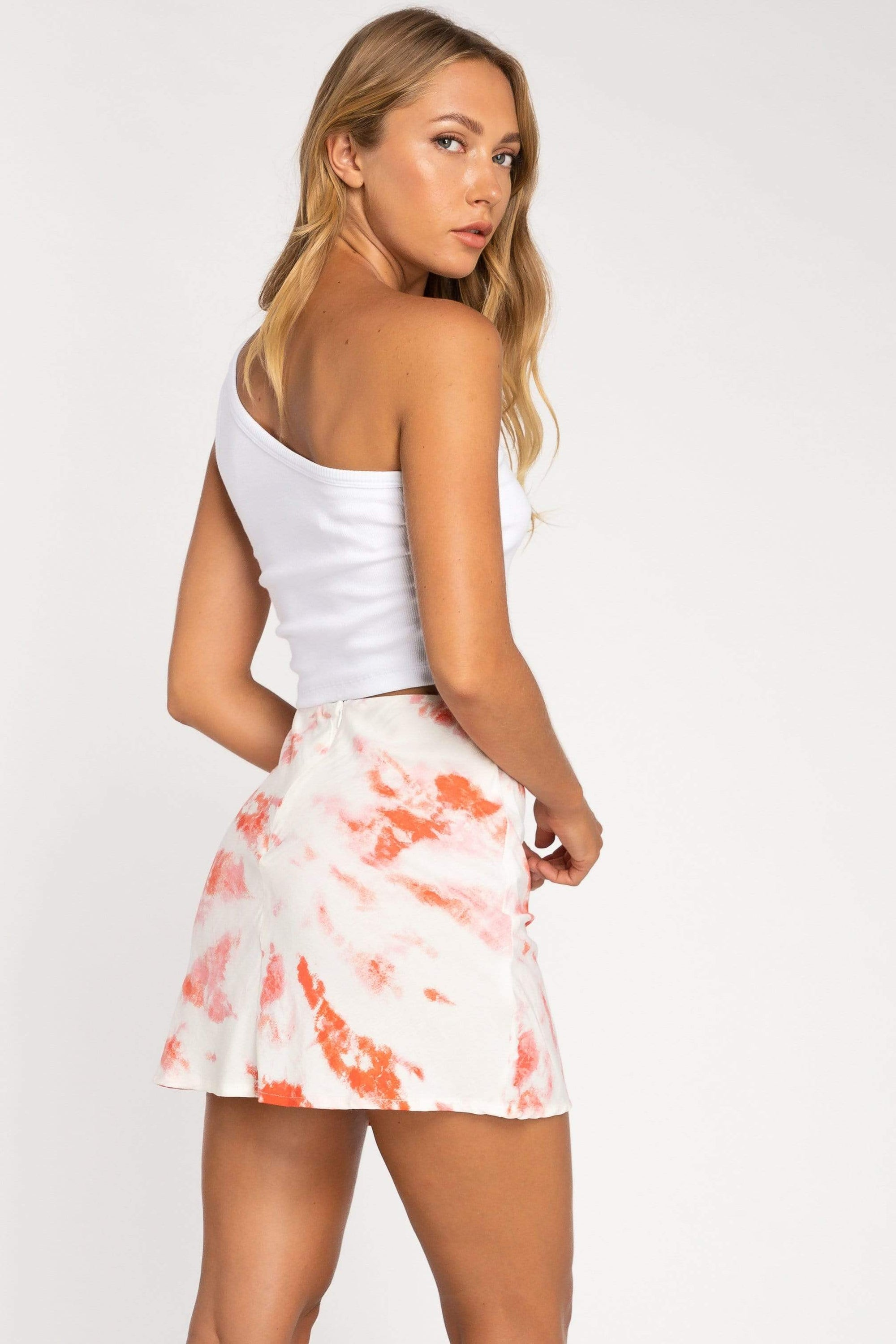 Selena Skirt - Skirt - LOST IN PARADISE