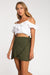 Fray Wrap Skirt - Skirt - LOST IN PARADISE