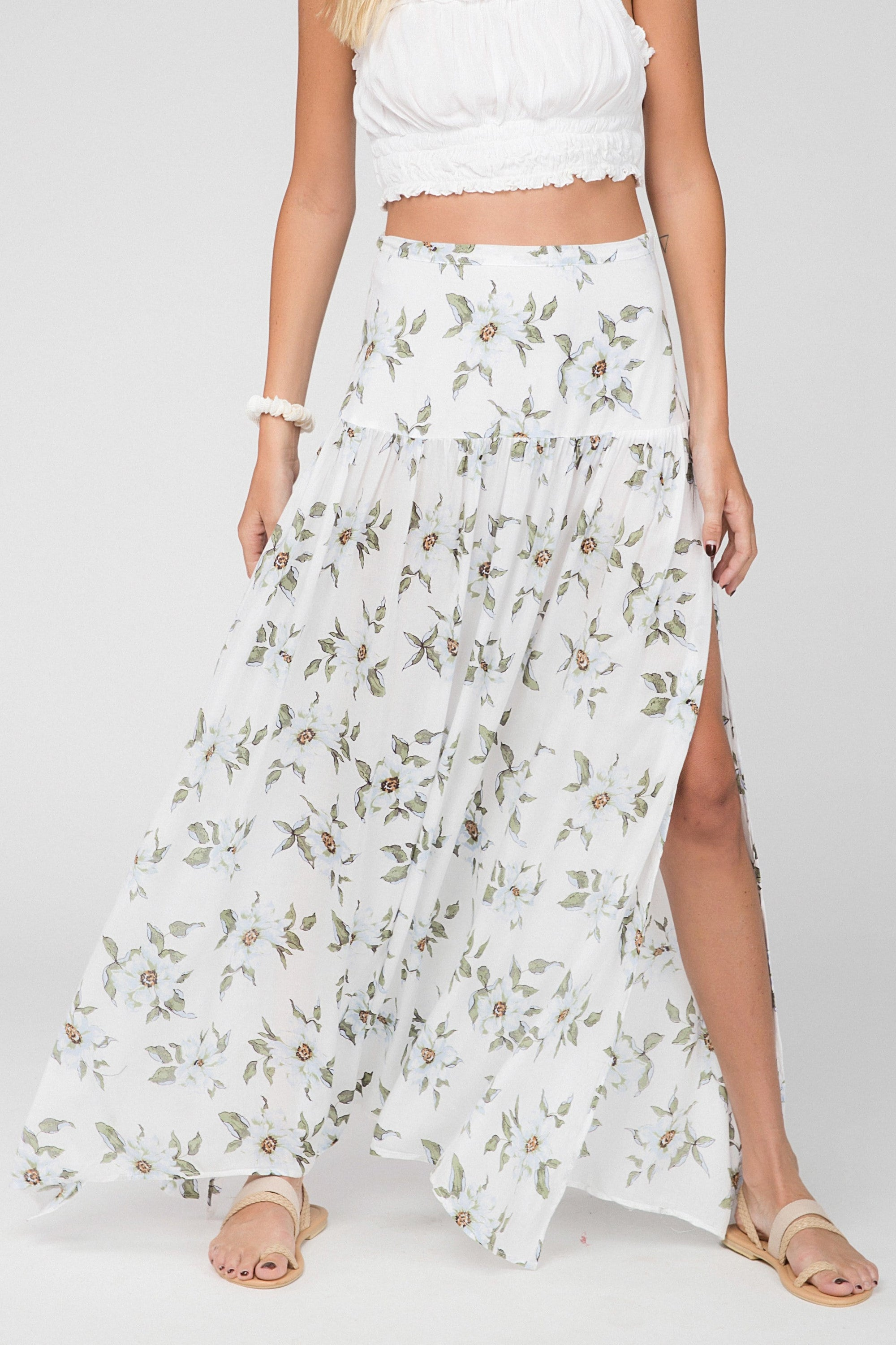 Bianca Skirt - Skirt - LOST IN PARADISE