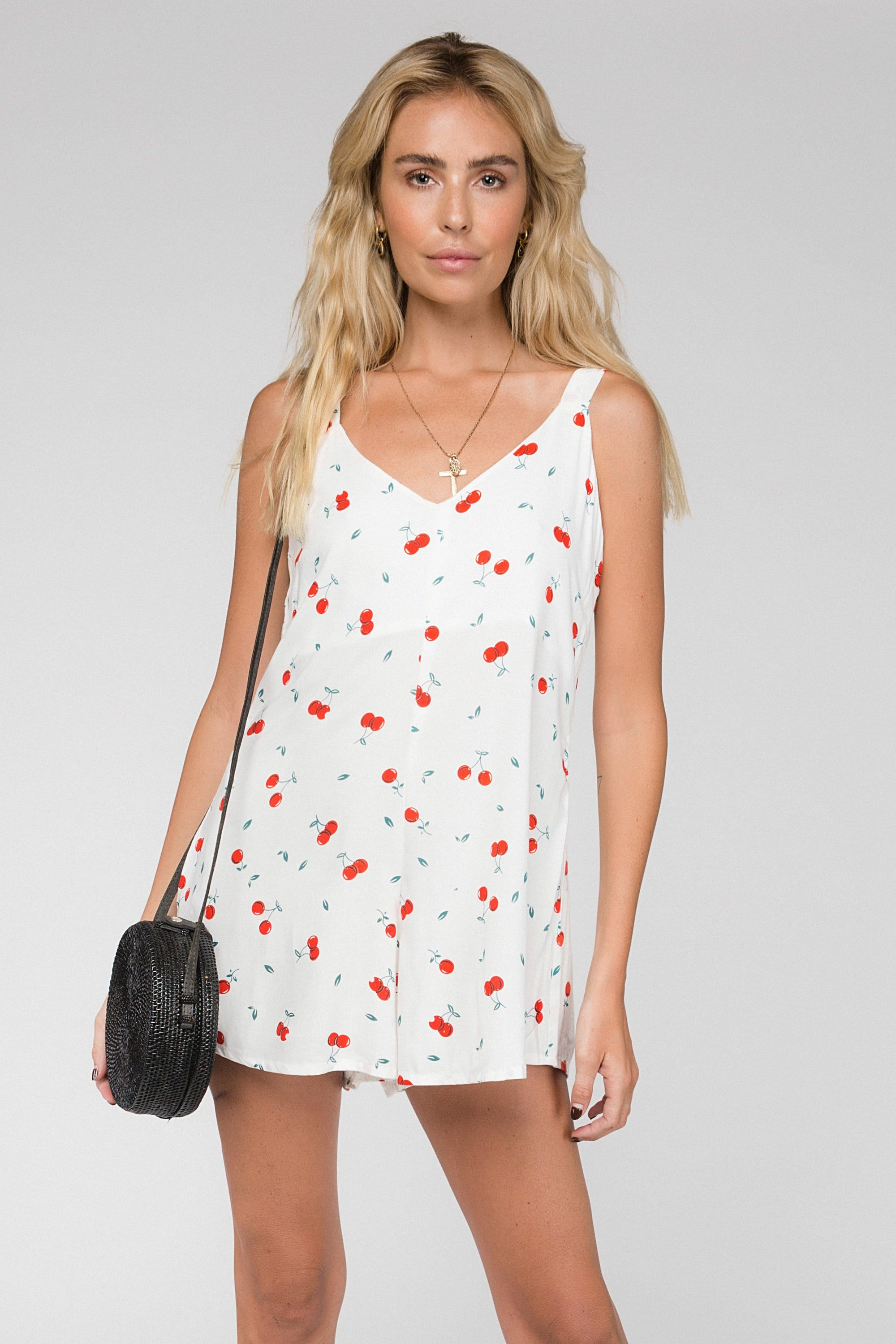 Nath Playsuit - Jumpsuit - LOST IN PARADISE