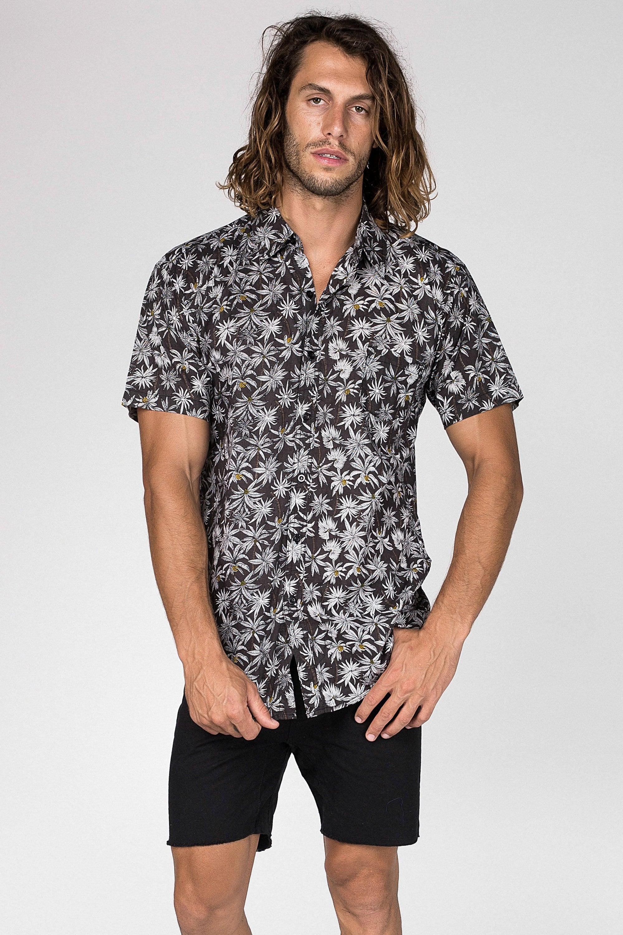Troponana Shirt - Man Shirt - LOST IN PARADISE