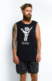 Ya Bra Muscle - Mens Muscle Tank - LOST IN PARADISE