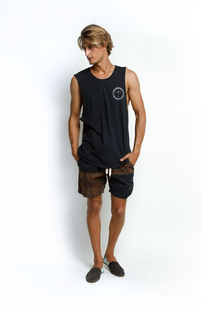 Lvm Without Truth - Mens Muscle Tank - VERITAS & LIBERTE