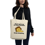The Dreamy Eco Tote Bag